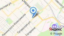 Fixcom на карте
