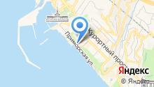 Янгуан на карте