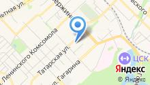 Территория безопасности - Магазин и монтажная организация на карте
