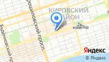 Amur на карте