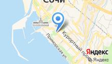 Festival Sochi Bistro на карте