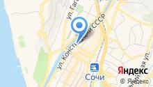 Ambiente на карте