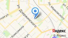 1С-Рарус Рязань на карте