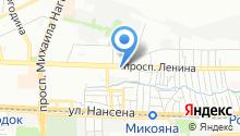 ROSSEC на карте