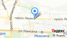 СтройФорм на карте