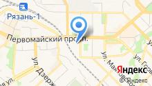 Центр реанимации колес на карте