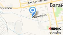 СТО Южная - Автосервис на карте