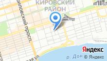 Гелита на карте