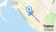 Cabrio Sochi на карте