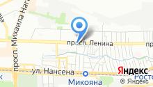 Центр Антикризисного Управления на карте