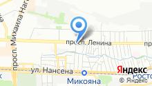 Станция напитков на карте