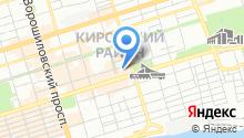 A-copy на карте
