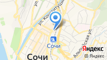 Hostel Olimpic Sochi на карте