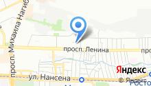 Специализированная туберкулезная больница Ростовской области на карте