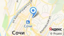 GoproSochi на карте