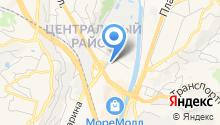 FWS на карте