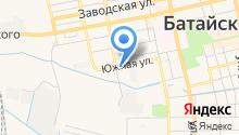 Бастет на карте