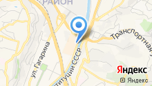 Cropp town на карте