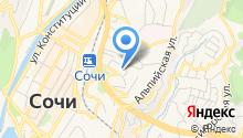 City Hostel на карте