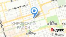 *литера* на карте