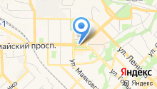 магазин медицинских товаро- вектор здоровья на карте