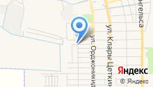 Донская автошкола на карте