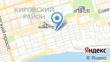 DV на карте
