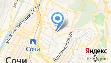 DPrime на карте