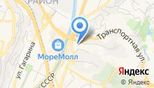 Авторадар на карте
