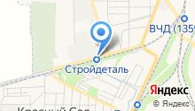 Батайский завод стройдеталь на карте
