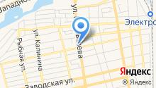 Картридж на карте