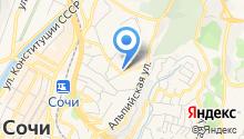 INFOCAR на карте