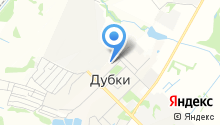 Дубковская средняя общеобразовательная школа на карте