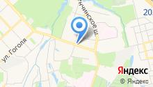 BENeFIT на карте