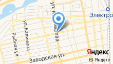 VIP Турист на карте