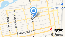 Лайма на карте