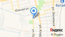 У Сергеевича на карте