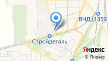 Дон-Комплект на карте