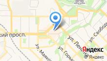 f-city на карте