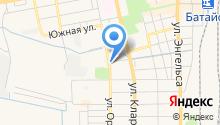 АвтомиР-N на карте
