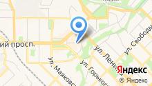 CitiMall.ru на карте