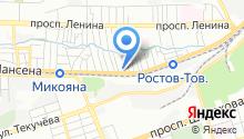 Удачное место на карте
