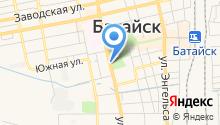 магазин стройматериало*донремонт* на карте