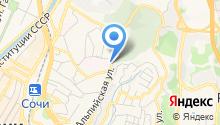 Ориент-Сочи на карте