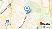 Автомагазин на карте