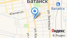 Магазин по продаже разливных напитков на карте