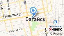 Батайский городской суд на карте