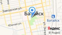 Городской музей истории г. Батайска на карте