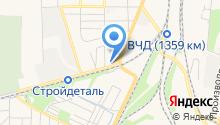 Торговый дом ШинВалом на карте
