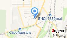 Ростовоблстройзаказчик на карте